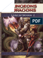 D&D 4E - Livro Do Jogador 2 - Biblioteca Élfica