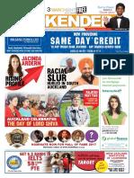 Indian Weekender 3 March 2017