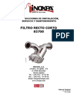 Filtro Inoxpa