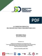 Informe Final MonitoreoMediosParlamentarias2015-VersionReducida-OGCD