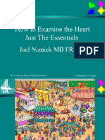 Cardiac Exam 1