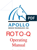 Apollo Roto-Q Manual