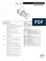 ETC Source 4 70 Degree Datasheet