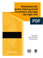 Globalización y derecho internaiconal en la primera década del siglo XXI
