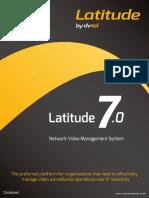 Latitude 7.0 Datasheet