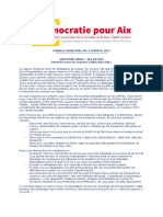 CM 3.02.2017 Question Orale Aix en Bus