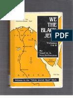 We the Black Jews Volumes 1&2