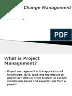 ProjectManagement Short