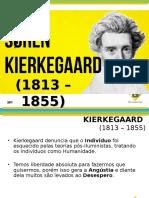 A Angústia em Sören A. Kierkegaard