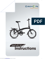 Dahon Service Manual