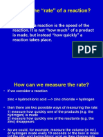 Chemguide-1 Rates of Reaction