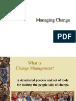 Change Management Short