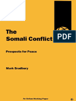 The Somali Conflict
