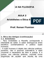 OAB - Ética Na Filosofia - Aula 02 Aristóteles e Ética Estoica
