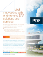 Hana Case Study- Cisco