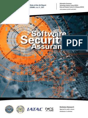 software security assurance book pdf | Software Development