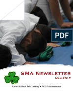 Mar '17 Newsletter
