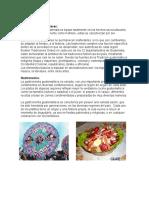 Construmbres y Tradiciones de Centroamerica