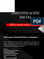 Identificacion Facial