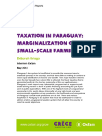 Taxation in Paraguay
