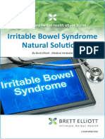 Irritable Bowel Syndrome Natural Solutions