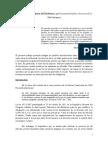 2015 - IVE, Gubernamentalidad y Técnicas de Sí.
