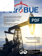 PetroBUE Magazine Issue 1 - SPE BUE Student Chapter