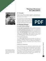 MED.legaL IV. Capitulo 6. Tecnicas Forenses de Laborat.