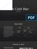 cold war ppt