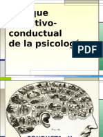 Presentacion Enfoque Cognitivo-conductual