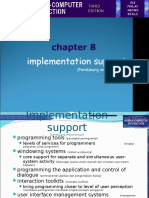 Chapter 08. Implementation Support