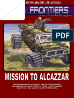 Module - Mission to Alcazzar