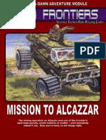 Module - Mission to Alcazzar