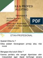 Bab 6 Ppt Audit - Etika
