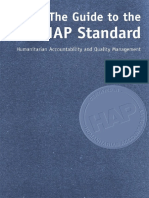 The Guide to the HAP Standard