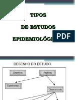 Tipos de estudos epidemiologicos.ppt