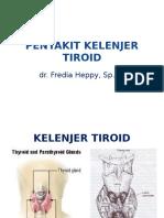 5. Penyakit Kelenjer Tiroid