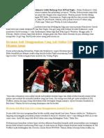 Ternyata Ibrahimovic Lebih Berharga Dari 10 Paul Pogba