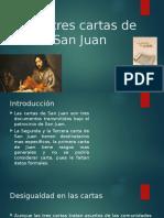 Las Tres Cartas de San Juan