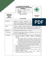 1. SOP Pelaporan Program Keselamatan Dan KTD