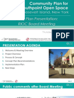 Southpoint Park Community Plan Draft Recommendations