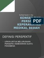 Konsep Dan Perspektif Keperawatan Medikal Bedah