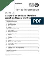 Panduan Literature Searching