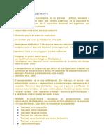 ENVEJECIMIENTO  Generalidades