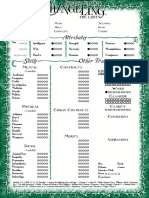 CtL 2E Fillable Character Sheet