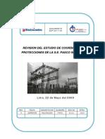 EstudioCoordinacionDeProtecciones SET-PASCO Ingelmec2009