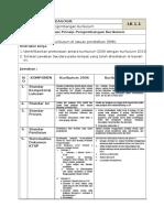 Format LK 1.1. Prinsip Pengemb Kur (1)