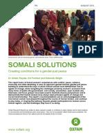 Somali Solutions