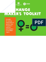 The Change Maker's Toolkit
