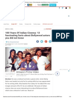 100 Years Of Indian Cinema_ 12 fascinating facts about Bollywood actors you did not know.pdf